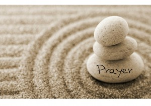 prayer stone